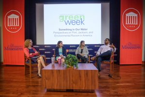 Green Week Event from 2018 focused on Environmental Justice and Racism in America
