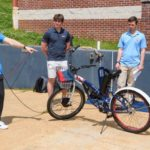 Bikes offer easy travel option for campus community